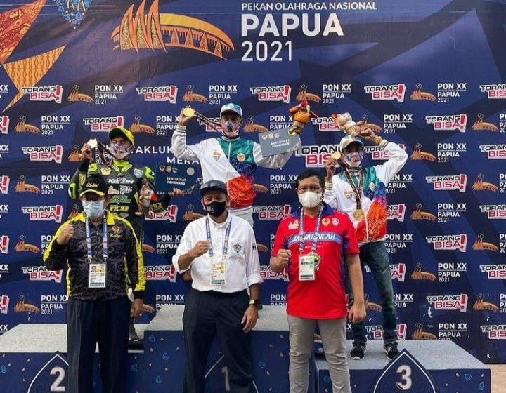 Anak Muda Wonomulyo Ini, Rebut Emas untuk Papua