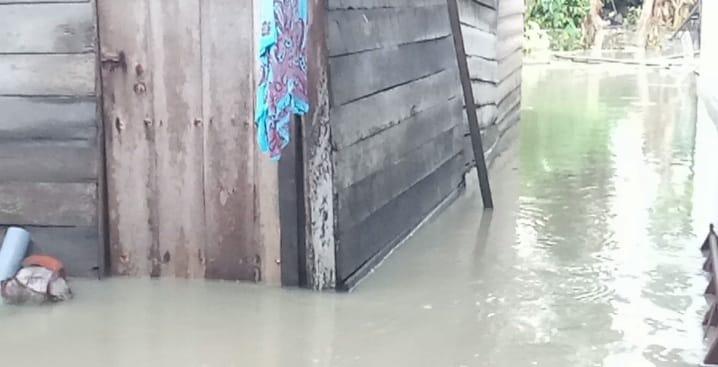 112 Rumah di Malunda Terendam Banjir