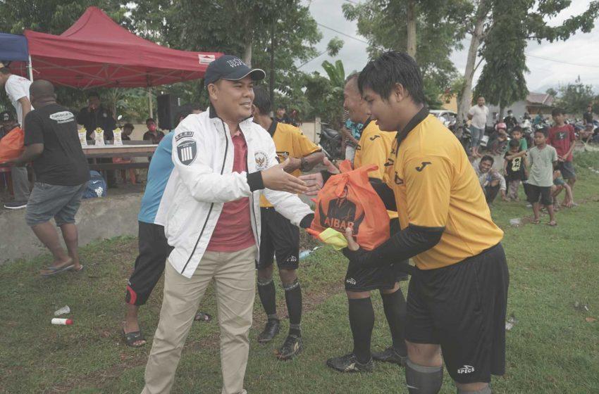 Ajbar: PON Papua jadi Pelajaran Berharga